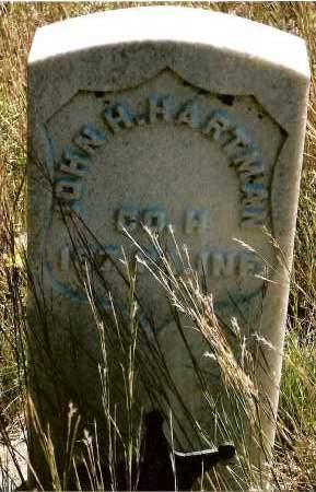 HARTMAN, JOHN H. - Keya Paha County, Nebraska | JOHN H. HARTMAN - Nebraska Gravestone Photos