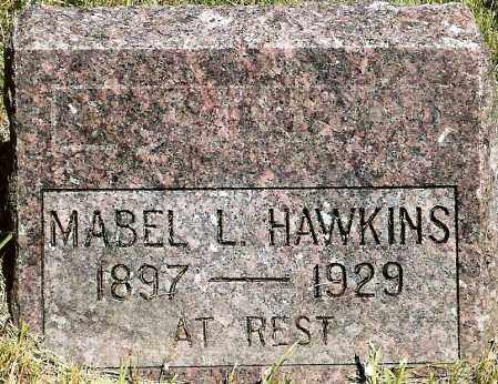 HAWKINS, MABEL L. - Keya Paha County, Nebraska   MABEL L. HAWKINS - Nebraska Gravestone Photos