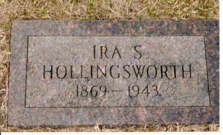 HOLLINGSWORTH, IRA SCHUYLER - Keya Paha County, Nebraska   IRA SCHUYLER HOLLINGSWORTH - Nebraska Gravestone Photos
