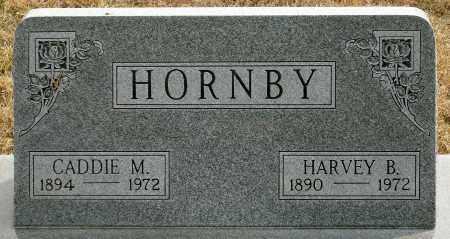 HORNBY, CADDIE M. - Keya Paha County, Nebraska   CADDIE M. HORNBY - Nebraska Gravestone Photos