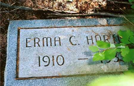 HORTON, ERMA C. - Keya Paha County, Nebraska | ERMA C. HORTON - Nebraska Gravestone Photos