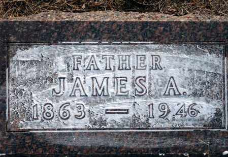 HORTON, JAMES A. - Keya Paha County, Nebraska | JAMES A. HORTON - Nebraska Gravestone Photos