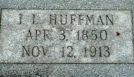 HUFFMAN, I. L. - Keya Paha County, Nebraska | I. L. HUFFMAN - Nebraska Gravestone Photos