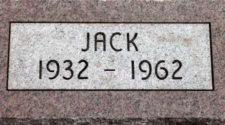 JACK, SOLES - Keya Paha County, Nebraska   SOLES JACK - Nebraska Gravestone Photos