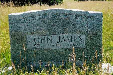 JAMES, JOHN - Keya Paha County, Nebraska | JOHN JAMES - Nebraska Gravestone Photos