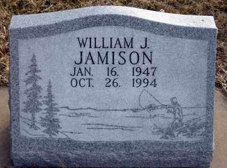 JAMISON, WILLIAM J. - Keya Paha County, Nebraska   WILLIAM J. JAMISON - Nebraska Gravestone Photos