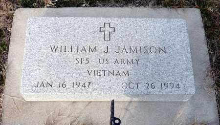 JAMISON, WILLIAM J. - Keya Paha County, Nebraska | WILLIAM J. JAMISON - Nebraska Gravestone Photos