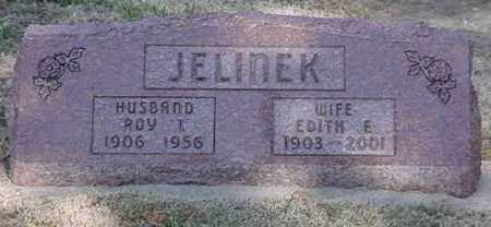 SHURTLIEFF JELINEK, EDITH E - Keya Paha County, Nebraska | EDITH E SHURTLIEFF JELINEK - Nebraska Gravestone Photos