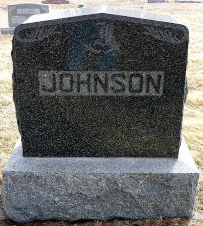 JOHNSON, FAMILY - Keya Paha County, Nebraska | FAMILY JOHNSON - Nebraska Gravestone Photos