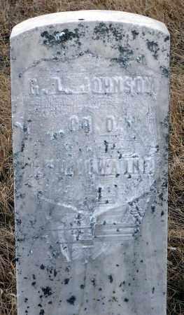 JOHNSON, R. L. - Keya Paha County, Nebraska   R. L. JOHNSON - Nebraska Gravestone Photos