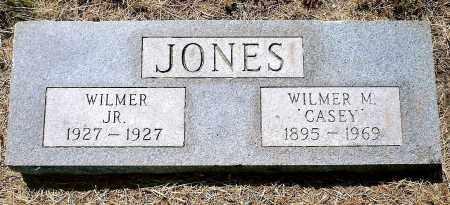 JONES, WILMER, JR. - Keya Paha County, Nebraska | WILMER, JR. JONES - Nebraska Gravestone Photos