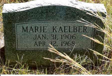 KAELBER, MARIE - Keya Paha County, Nebraska | MARIE KAELBER - Nebraska Gravestone Photos