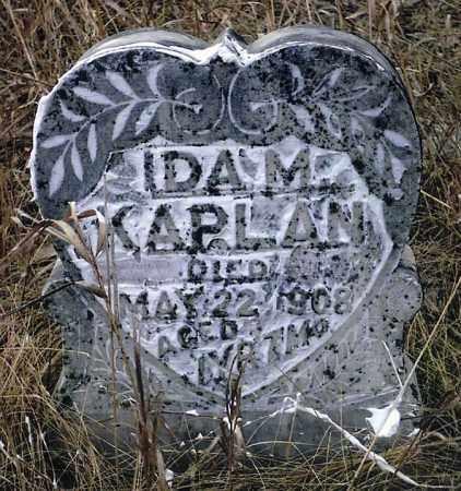 KAPLAN, IDA M. - Keya Paha County, Nebraska | IDA M. KAPLAN - Nebraska Gravestone Photos