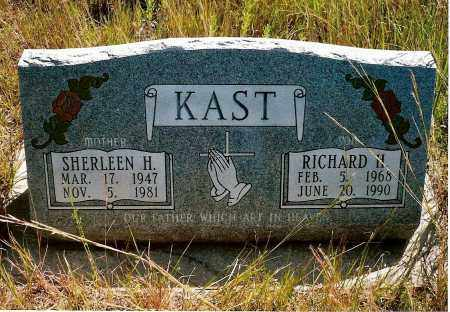 KAST, RICHARD H. - Keya Paha County, Nebraska | RICHARD H. KAST - Nebraska Gravestone Photos