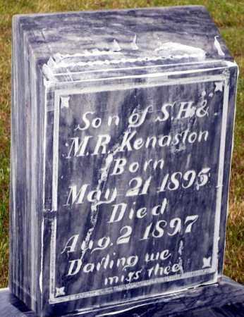 KENASTON, SON - Keya Paha County, Nebraska | SON KENASTON - Nebraska Gravestone Photos
