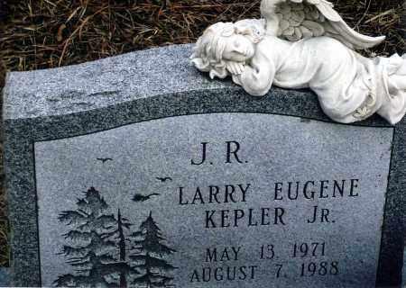 KEPLER, LARRY EUGENE (J.R.) - Keya Paha County, Nebraska   LARRY EUGENE (J.R.) KEPLER - Nebraska Gravestone Photos