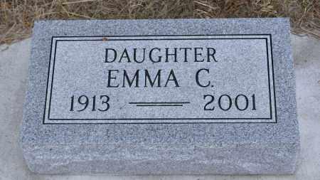 KIENKE, EMMA C. - Keya Paha County, Nebraska | EMMA C. KIENKE - Nebraska Gravestone Photos
