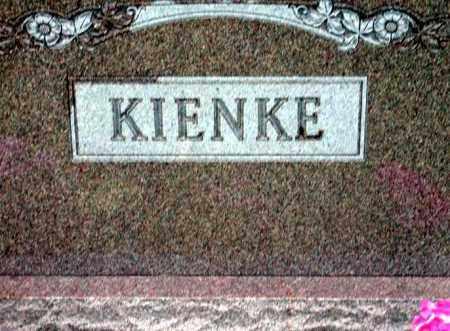 KIENKE, FAMILY - Keya Paha County, Nebraska   FAMILY KIENKE - Nebraska Gravestone Photos