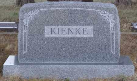 KIENKE, FAMILY - Keya Paha County, Nebraska | FAMILY KIENKE - Nebraska Gravestone Photos
