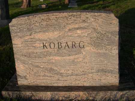 KOBARG, FAMILY - Keya Paha County, Nebraska | FAMILY KOBARG - Nebraska Gravestone Photos