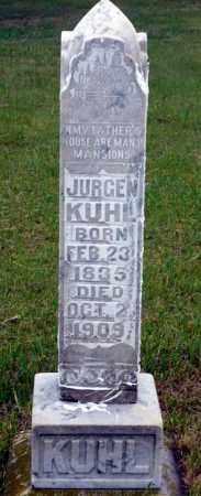 KUHL, JURGEN - Keya Paha County, Nebraska   JURGEN KUHL - Nebraska Gravestone Photos