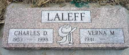 LALEFF, CHARLES D. - Keya Paha County, Nebraska   CHARLES D. LALEFF - Nebraska Gravestone Photos