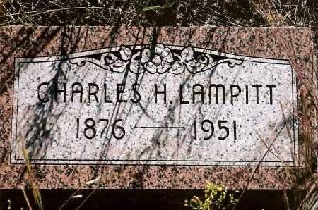 LAMPITT, CHARLES H. - Keya Paha County, Nebraska   CHARLES H. LAMPITT - Nebraska Gravestone Photos