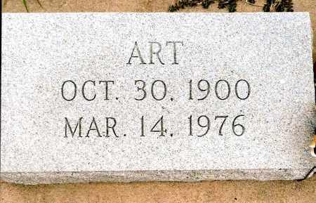 LARSEN, ARTHUR G. - Keya Paha County, Nebraska | ARTHUR G. LARSEN - Nebraska Gravestone Photos