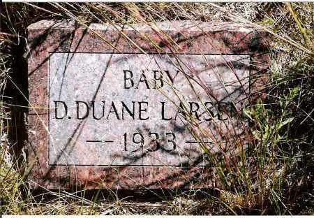 LARSEN, D. DUANE - Keya Paha County, Nebraska | D. DUANE LARSEN - Nebraska Gravestone Photos