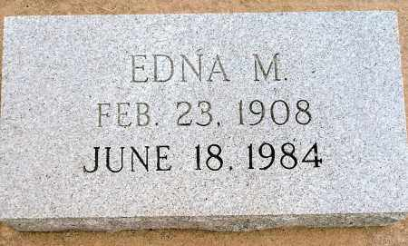 HEEB LARSEN, EDNA M. - Keya Paha County, Nebraska   EDNA M. HEEB LARSEN - Nebraska Gravestone Photos
