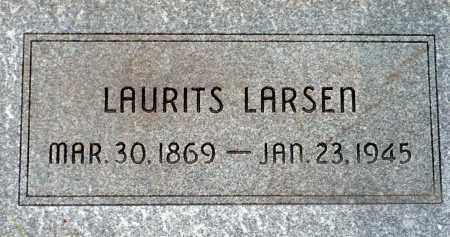 LARSEN, LAURITS - Keya Paha County, Nebraska   LAURITS LARSEN - Nebraska Gravestone Photos