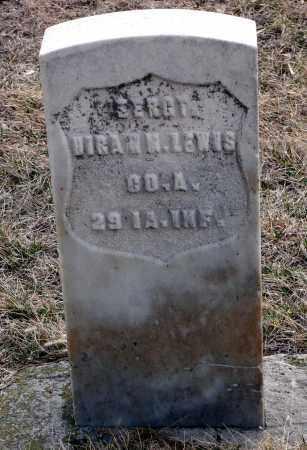 LEWIS, HIRAM - Keya Paha County, Nebraska | HIRAM LEWIS - Nebraska Gravestone Photos