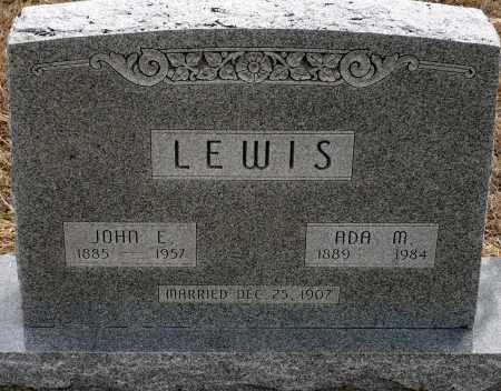LEWIS (SOLES), ADA MAE - Keya Paha County, Nebraska | ADA MAE LEWIS (SOLES) - Nebraska Gravestone Photos