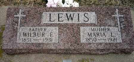 AISLEY LEWIS, MARIA L. - Keya Paha County, Nebraska | MARIA L. AISLEY LEWIS - Nebraska Gravestone Photos