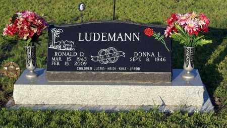 LUDEMAN, DONNA L. - Keya Paha County, Nebraska | DONNA L. LUDEMAN - Nebraska Gravestone Photos