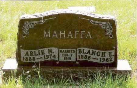 MAHAFFA, BLANCH E. - Keya Paha County, Nebraska | BLANCH E. MAHAFFA - Nebraska Gravestone Photos