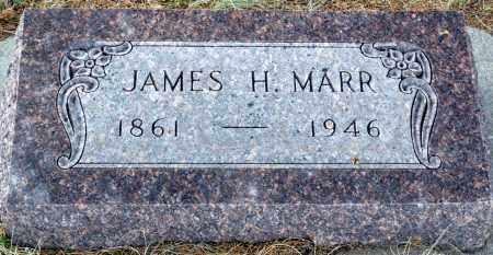 MARR, JAMES H. - Keya Paha County, Nebraska | JAMES H. MARR - Nebraska Gravestone Photos
