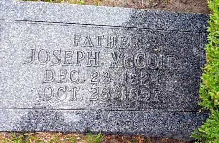 MCCOID, JOSEPH - Keya Paha County, Nebraska | JOSEPH MCCOID - Nebraska Gravestone Photos