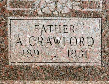 MEYERS, A. CRAWFORD - Keya Paha County, Nebraska | A. CRAWFORD MEYERS - Nebraska Gravestone Photos