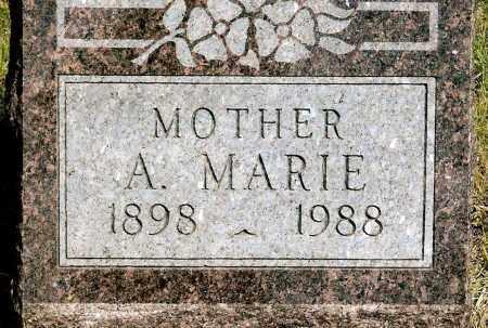 CORDES MEYERS, A. MARIE - Keya Paha County, Nebraska | A. MARIE CORDES MEYERS - Nebraska Gravestone Photos