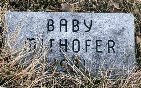 MITHOFER, BABY - Keya Paha County, Nebraska | BABY MITHOFER - Nebraska Gravestone Photos