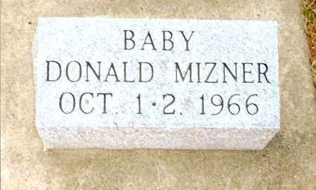 MIZNER, DONALD - Keya Paha County, Nebraska | DONALD MIZNER - Nebraska Gravestone Photos