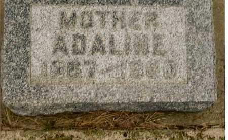 MOCK, ADALINE - Keya Paha County, Nebraska | ADALINE MOCK - Nebraska Gravestone Photos