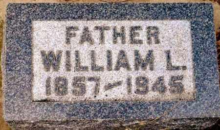 MOCK, WILLIAM L. - Keya Paha County, Nebraska   WILLIAM L. MOCK - Nebraska Gravestone Photos