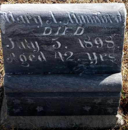 MUMFORD, MARY A. - Keya Paha County, Nebraska   MARY A. MUMFORD - Nebraska Gravestone Photos
