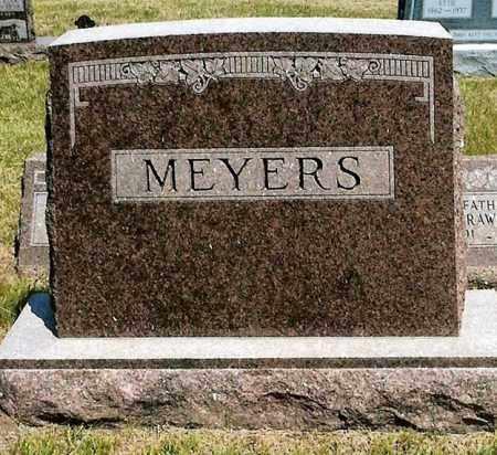 MYERS, FAMILY - Keya Paha County, Nebraska | FAMILY MYERS - Nebraska Gravestone Photos