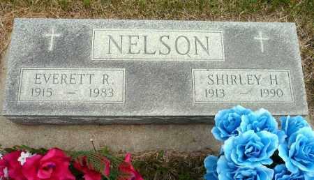 GIBSON NELSON, SHIRLEY H - Keya Paha County, Nebraska   SHIRLEY H GIBSON NELSON - Nebraska Gravestone Photos