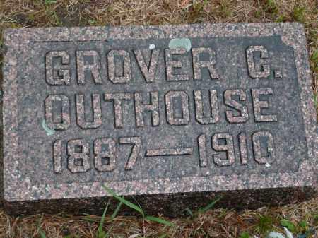 OUTHOUSE, GROVER C. - Keya Paha County, Nebraska   GROVER C. OUTHOUSE - Nebraska Gravestone Photos