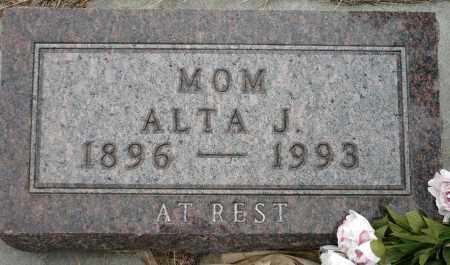 HORTON PAINTER, ALTA J. - Keya Paha County, Nebraska | ALTA J. HORTON PAINTER - Nebraska Gravestone Photos