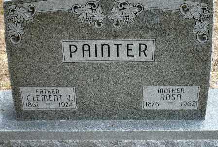 PAINTER, ROSA - Keya Paha County, Nebraska   ROSA PAINTER - Nebraska Gravestone Photos